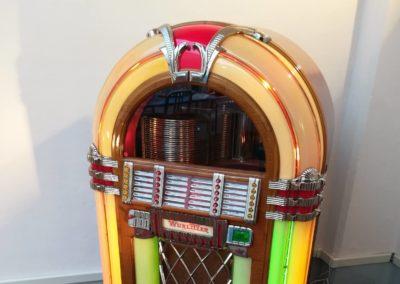 Juke Box, American Design & Art