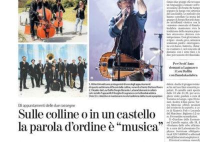 La Stampa 22/07/2020